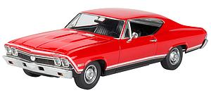 Revell USA 1:25 Scale Model Kit '68 Chevy Chevelle SS 396 (85-4445)