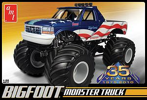 AMT Model Kit 1:25 Scale Bigfoot Monster Truck