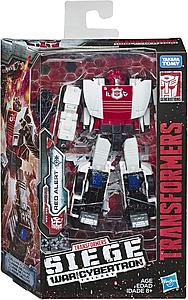 "Transformers Siege War for Cybertron Deluxe Class 6"" Action Figure Red Alert"