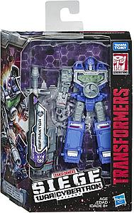 "Transformers Siege War for Cybertron Deluxe Class 6"" Action Figure Refraktor"