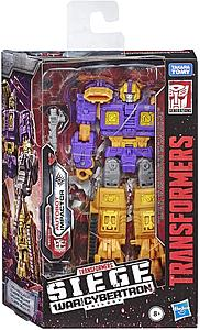 "Transformers Siege War for Cybertron Deluxe Class 6"" Action Figure Autobot Impactor"
