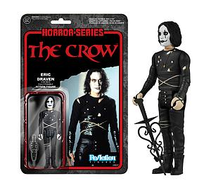ReAction Figures Horror Series The Crow Eric Draven (Retired)