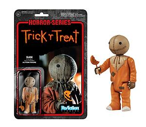 ReAction Figures Horror Series Trick'r'Treat Sam