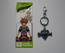 Kingdom Hearts Keychain: Kingdom Hearts Logo