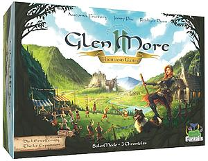 Glen More II: Highland Games
