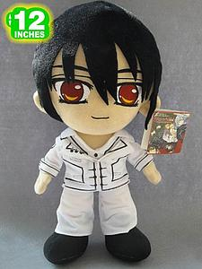 "Plush Toy Vampire Knight 12"" Kaname"