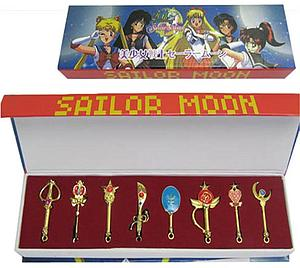 Sailor Moon Box Set Wands