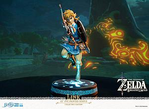 The Legend of Zelda: Breath of the Wild - Link #01 (Collector's Edition)