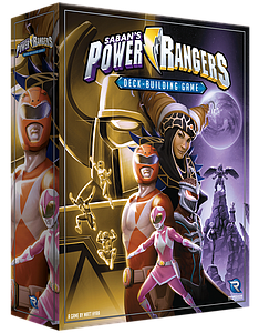 Power Rangers: Deck-Building Game