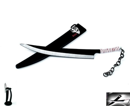 "Bleach Prop Ichigo's Shikai Sword with Stand (8"")"