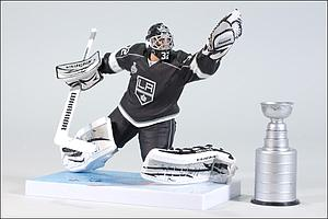 NHL Sportspicks Series 32 Jonathan Quick (Los Angeles Kings) Black Jersey Exclusive