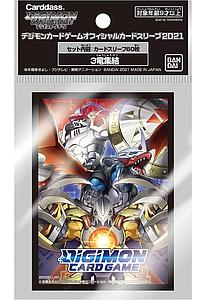 "Digimon ""C"" Standard Card Sleeves (66mm x 91mm)"