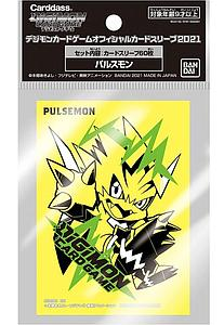 "Digimon ""D"" Standard Card Sleeves (66mm x 91mm)"