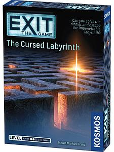 Exit: The Game - The Cursed Labyrinth