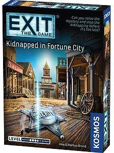 Exit: The Game - Kidnapped in Fortune City
