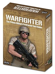 Warfighter: The Private Military Contractor Card Game