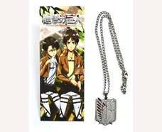 Attack on Titan Necklace: Scouting Legion (Survey Corps)