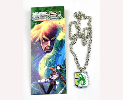 Attack on Titan Necklace: Military Police