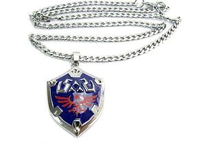 The Legend of Zelda Necklace Hylian Shield