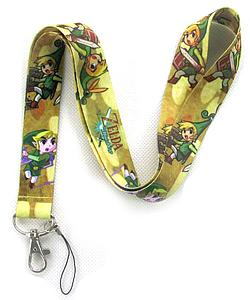The Legend of Zelda Lanyard The Minish Cap