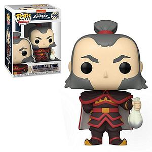 Pop! Animation Avatar: The Last Airbender Vinyl Figure Admiral Zhao