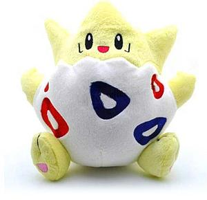 "Pokemon Plush Togepi (8"")"