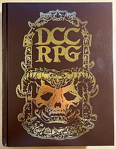 Dungeon Crawl Classics: Demon Skull