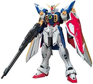 Gundam Real Grade Excitement Embodied 1/144 Scale Model Kit: Wing Gundam