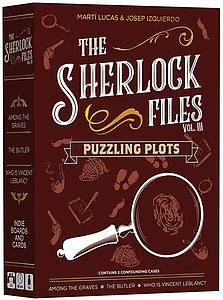 The Sherlock Files: Vol. III Puzzling Plots