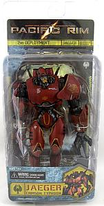 "Pacific Rim 7"" 2nd Deployment: Jaeger Crimson Typhoon"