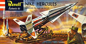 Nike Hercules Douglas Ground-to-Air Missile (85-1804)