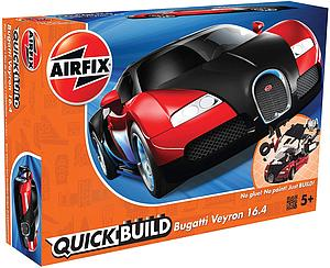 Quick Build Bugatti Veyron 16.4 (J6020)