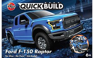 Quick Build Ford F-150 Raptor (J6037)