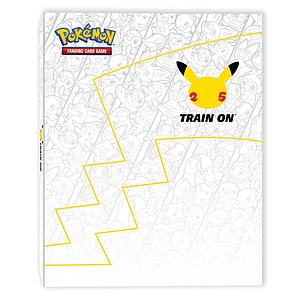Pokemon Oversized Card First Partner Collector's Binder