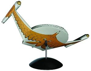 Star Trek Romulan Bird-of-Prey Spaceship (AMT666)