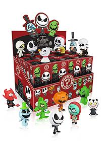Mystery Minis Blind Box: The Nightmare Before Christmas (24 Packs)