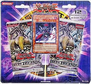 YuGiOh! 5D's Special Edition Blister Pack: Dark Legends (2 Packs)