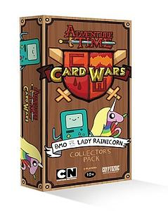 Adventure Time Card Wars: BMO vs Lady Rainicorn