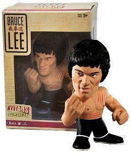 Titans 5 Inch Collectibles: Bruce Lee (Shirtless)