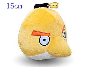 "Plush Toy Angry Birds 12"" Yellow Bird"