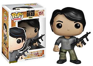 Pop! Television The Walking Dead Vinyl Figure Prison Glenn Rhee #151