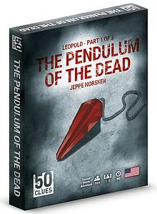 50 Clues: The Pendulum of the Dead (Leopold Part 1 of 3)