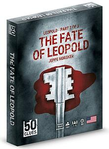 50 Clues: The Fate of Leopold (Leopold - Part 3 of 3)