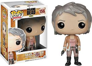 Pop! Television The Walking Dead Vinyl Figure Carol Peletier #156