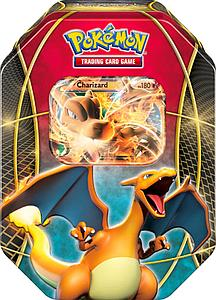 Pokemon Trading Card Game: Power Trio Tin Fall 2014 - Charizard EX