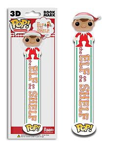 Pop! The Elf on the Shelf 3D Bookmarks The Elf on the Shelf (Retired)