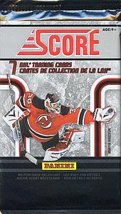 2011-12 Score NHL Hockey Cards Retail Booster Pack