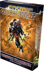 Cosmic Encounter: Cosmic Alliance