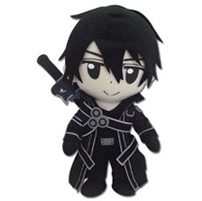 "Sword Art Online 12"" Plush: Kirito"