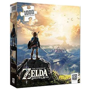"Puzzle 1000 Piece The Legend of Zelda ""Breath of the Wild"""